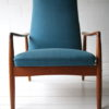 Vintage Reclining Lounge Chair by Alf Svensson 4