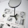 Vintage Vanity Mirror by Peter Cuddon 2