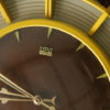 Vintage Wall Clock by UPG Halle 3