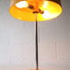 Vintage Yellow 1950s Table Light 1