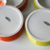 'Wellington' Jam Pots by Carlton Ware 2