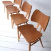 Set of 4 Vintage Ercol 401 'Butterfly' Dining Chairs 2