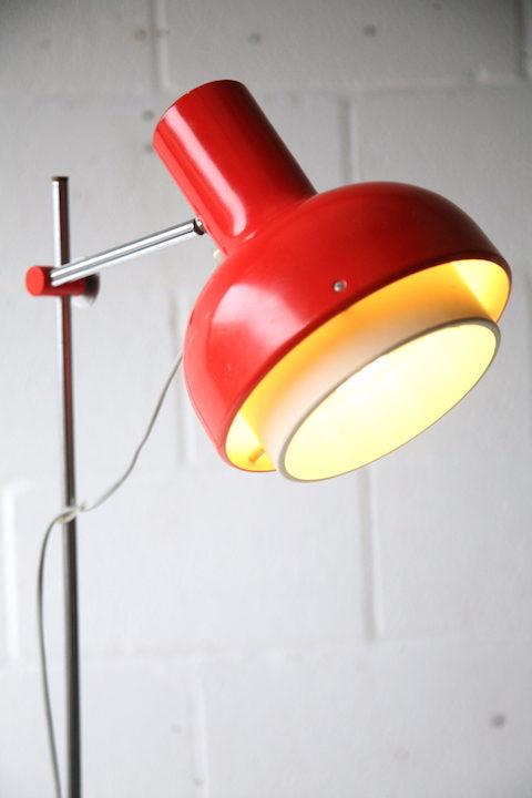 1970s-orange-chrome-floor-lamp