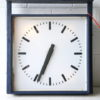 large-1950s-double-sided-industrial-factory-clock-2