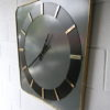 large-1950s-french-brass-wall-clock-1