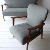 1950s Danish Oak Sofa 3