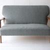 1950s Danish Oak Sofa 5