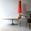 1960s Amber Glass Table Lamps 5