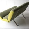 Green Steel Framed 2 Seater Sofa 5