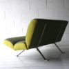 Green Steel Framed 2 Seater Sofa 6