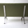 Green Steel Framed 2 Seater Sofa 7