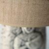 Large Vintage Ceramic Lamp & Shade 5