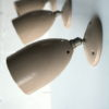 Set of 3 Vintage Wall Lights by Phillips 1