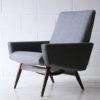Vintage 1960s Parker Knoll Armchair