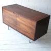Vintage Danish Rosewood Cabinet by Hundvedad 3