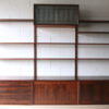 Vintage Danish Rosewood Shelving Unit 6