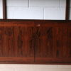 Vintage Danish Rosewood Shelving Unit 8