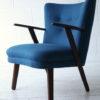 1950s Danish Teak Armchair 1
