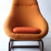1960s 'Gemini' Rocking Chair by Lurashell 1