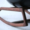 1960s 'Gemini' Rocking Chair by Lurashell 4