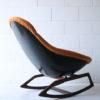 1960s 'Gemini' Rocking Chair by Lurashell 5