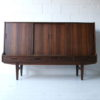 Large Danish Rosewood Sideboard