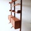 Vintage 1960s 'Ergo' Shelving System by Blindheim Mobelfabrik Norway 1