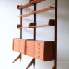 Vintage 1960s 'Ergo' Shelving System by Blindheim Mobelfabrik Norway