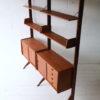 Vintage 1960s 'Ergo' Shelving System by Blindheim Mobelfabrik Norway 2
