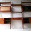 Vintage 1960s 'Ergo' Shelving System by Blindheim Mobelfabrik Norway Set 2 4