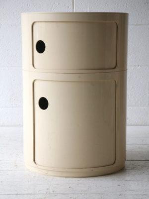 Vintage Anna Castelli Storage Unit 1