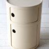 Vintage Anna Castelli Storage Unit