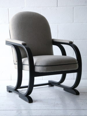 Vintage Art Deco Chair