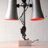 Vintage Russian Laboratory Lamp 4