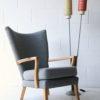 1950s Teak Double Floor Lamp 2