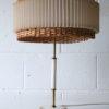 1960s Wicker Table Lamp 1