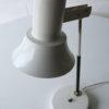 1970s White Desk Lamp 1