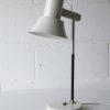 1970s White Desk Lamp