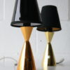 Pair of 1960s Bedside Lamps