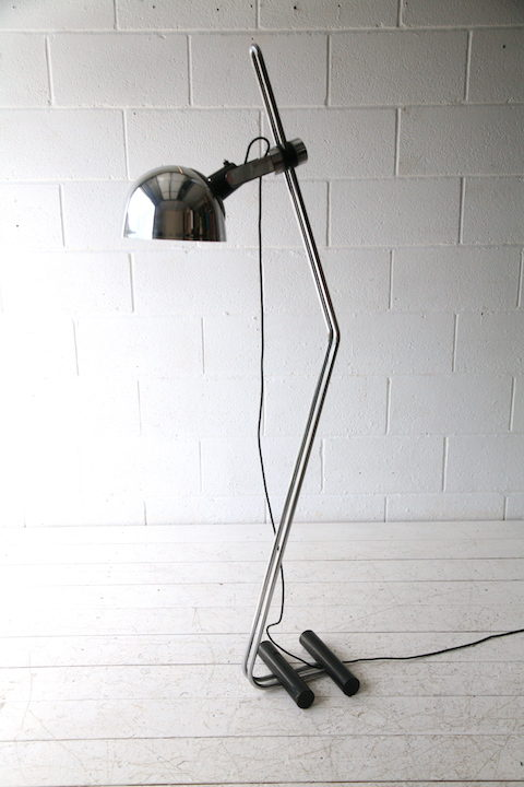 Rare 1970s Floor Lamp Designed By Perez & Aragay 1