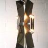 Rare 1970s Sciolari Floor Lamp