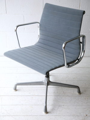Vintage Herman Miller Aluminium Group Chair