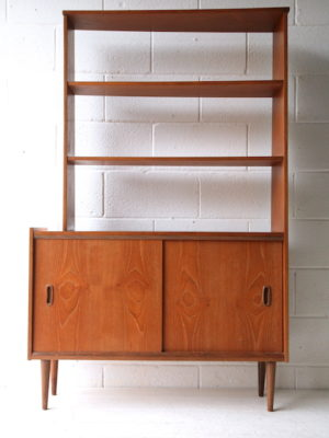 Vintage Teak 1960s Room Divider 4