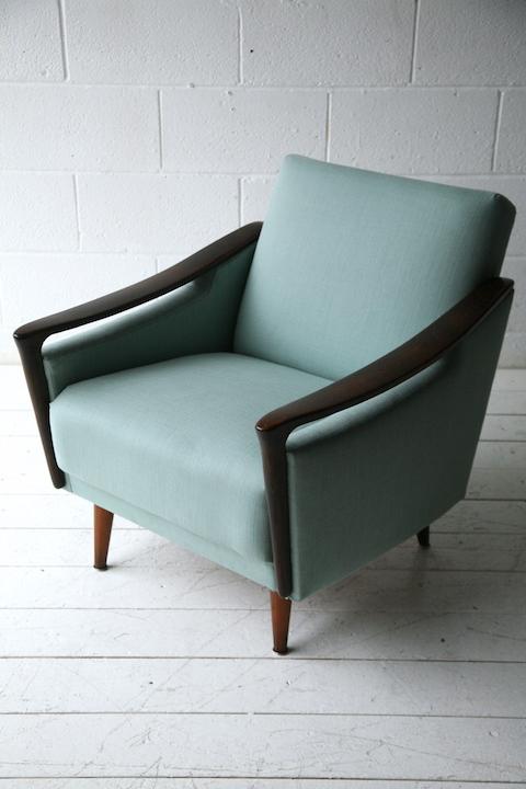 1960s Armchair | Cream and Chrome