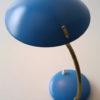 1950s Blue Desk Lamp