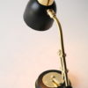 1950s Brass Desk Lamp