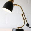1950s Brass Desk Lamp 2