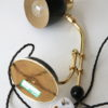 1950s Brass Desk Lamp 3