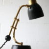 1950s Brass Desk Lamp 4