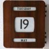 1950s Perpetual Calendar 1